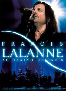 Francis Lalanne « Live au Casino de Paris »