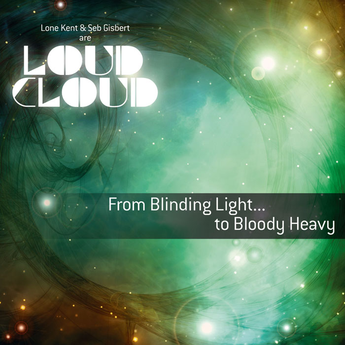 "Pochette Loud Cloud ""From Blinding Light... To Bloody Heavy"""